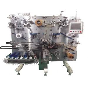 QJRYX-Q-04全自动动力电池大圆形卷绕机