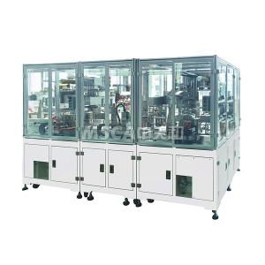 300型双工位全自动叠片机