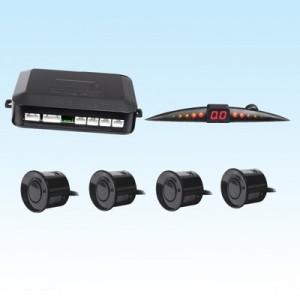 尖形倒車雷達新穎LED語音超小顯示