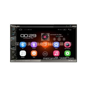 車載通用6.2寸安卓8.0導航DVD一體機