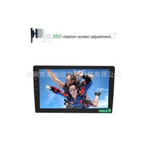 10.1寸安卓8.0車載DVD導航(360度旋轉)