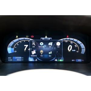 汽车中控数字(液晶)仪表