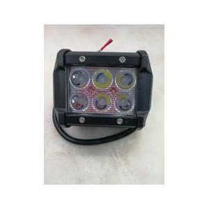 led車燈 18W方形汽車工作燈