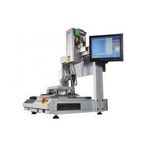 七軸柔性桌面式焊錫機器人