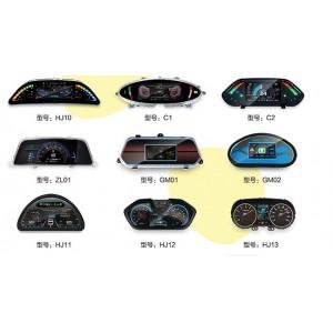 汽車儀表儀表 型號:JY01
