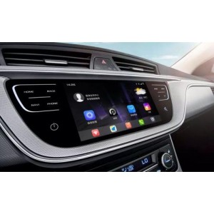 車載觸控顯示模組