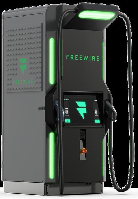 电动汽车,黑科技,前瞻技术,FreeWire,超快充电桩,电动汽车快充