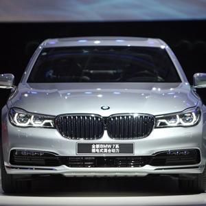 BMW 7系插電式混合動力