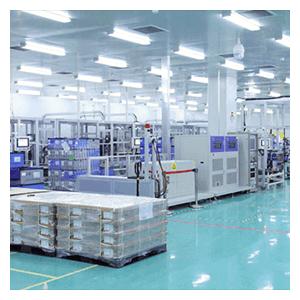 锂电生产分析系统