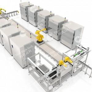 全自动真空干燥系统-单机组合式