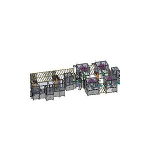 鋰電池18650電芯機器人線