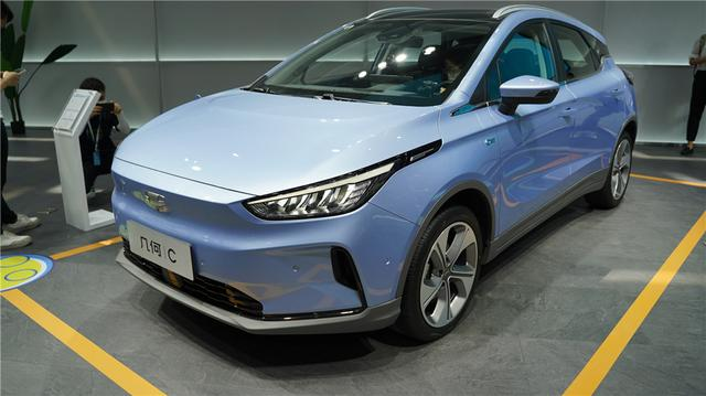 吉利几何C、奔驰EQC350来袭,粤港澳车展重磅新能源车都在这