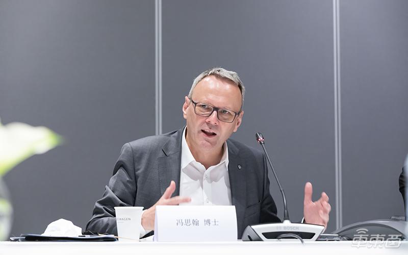 對話大眾中國CEO:ID.4年底交付,2023年提供L3