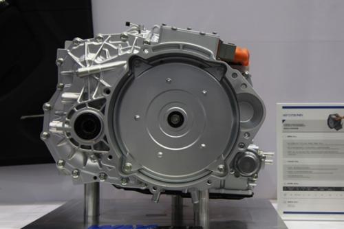 万里扬大扭矩CVT变速器测试曝光:峰值输入扭矩达400N·m