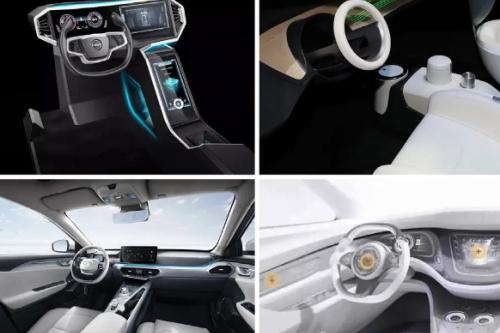 【技术干货】面向年轻群体的智能汽车内饰探究
