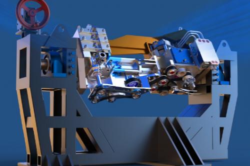 ORNL开发中子研究发动机 推进先进汽车设计