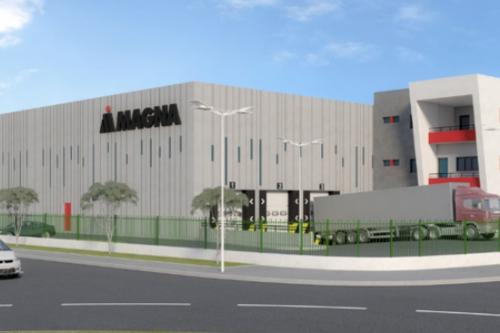 麥格納將與LG建合資企業 生產電動車零部件