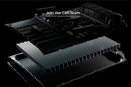能量密度暴增5倍!特斯拉首次展示4680电池生产画面 科技感满分