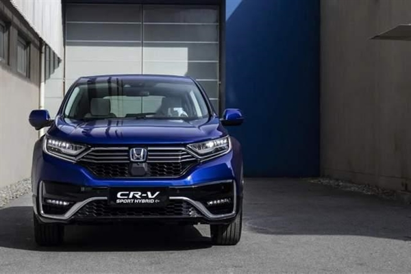 231匹马力史上最强!本田CR-V锐·混动E+上市 27.38万起