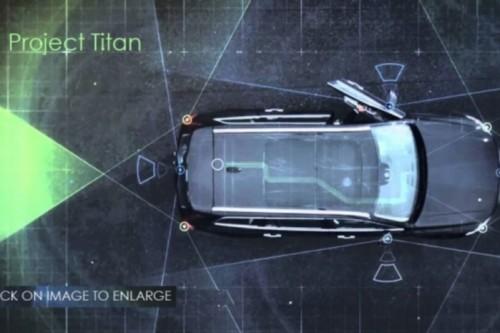 蘋果獲泰坦項目新專利 涉及車輛傳感器和可調節動態照明
