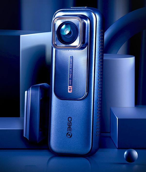 360行车记录仪K980发布:4K超高清 速度提升5倍