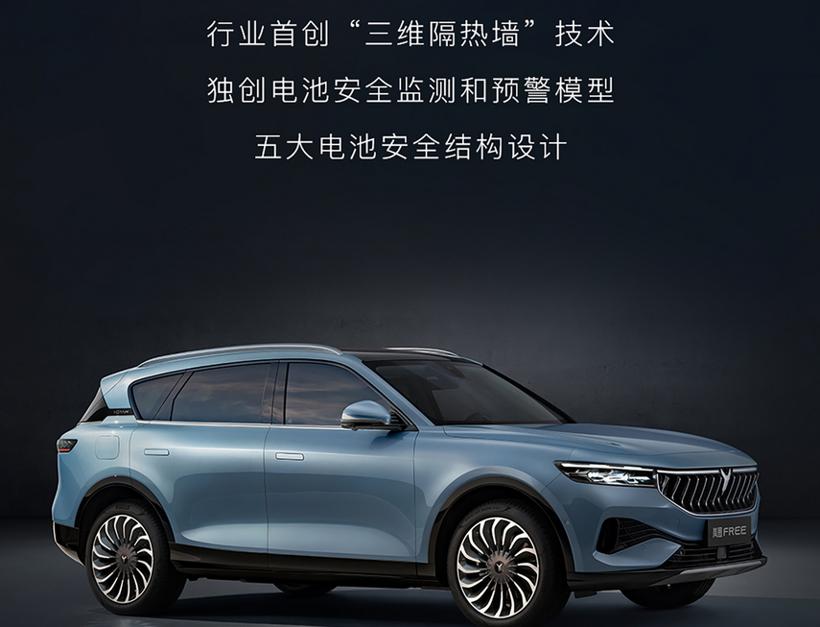 图片来源:岚图汽车宣传海报截图