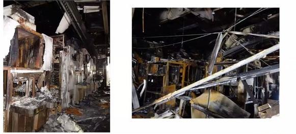 日本半导体瑞萨电子工厂着火 现场图片公开