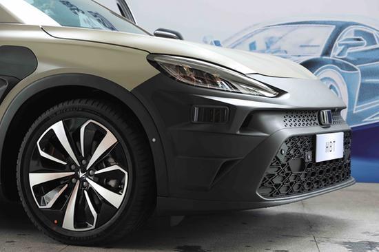 官宣!极狐HBT是首款搭载华为激光雷达的车型