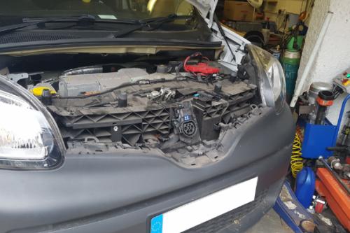 虹科方案:雷諾Kangoo電動汽車充電故障