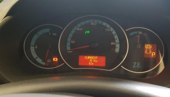 電動汽車,電池,虹科,雷諾Kangoo