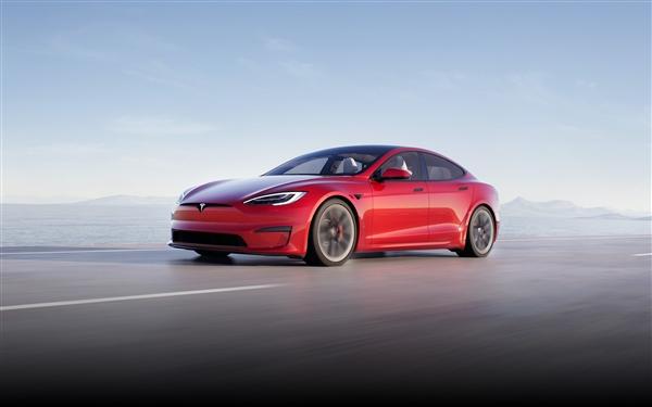 取消换挡杆 特斯拉Model S换挡方式曝光!网友直呼太无语