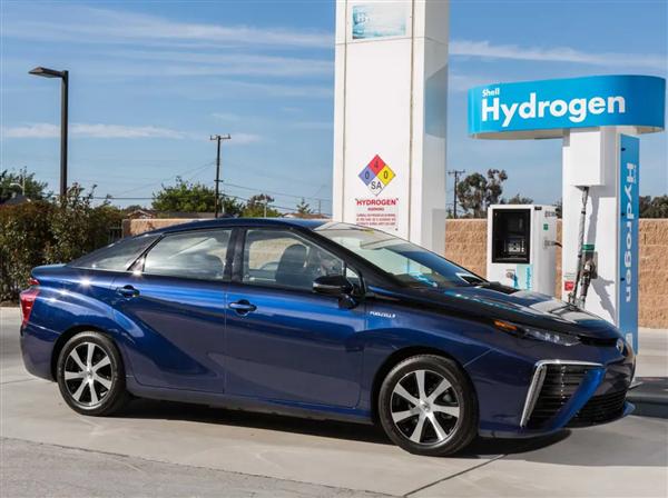"""丰田参与制定!""""燃料电池车加氢口""""国标正式发布 10月1实施"""