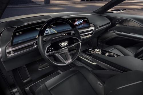 凱迪拉克新車將中國首秀:搭載33英寸十億色環幕超視網膜屏