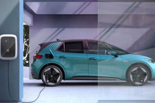 大眾所有MEB純電動車都將實現雙向充電