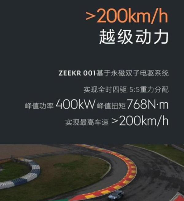 續航國內量產車最高!極氪001正式上市 售價28.1-36萬元