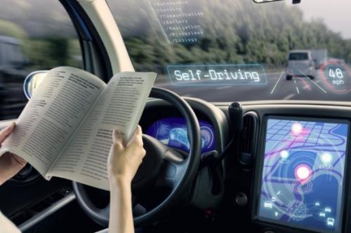 英國年底前允許無人駕駛汽車上路 最高速度60Km/h