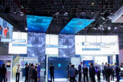 森萨塔科技拥抱电动化潮流,未来中国市场是重心   2021 国际上海车展