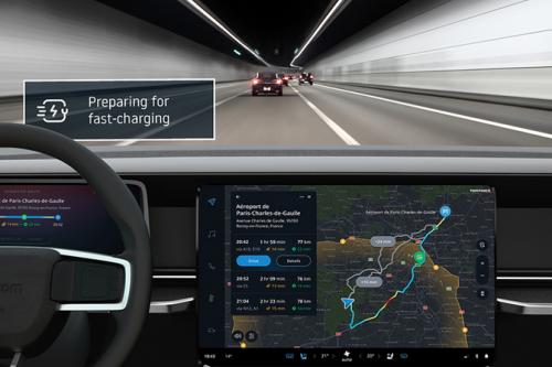 TomTom推出增強的EV技術套件 助力汽車充電技術發展