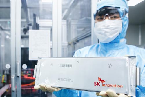 傳福特、SK Innovation將推出電動汽車電池合資企業
