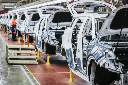"""中國汽車工業已實現""""彎道超車"""",電動汽車排名第一,拜登說的"""