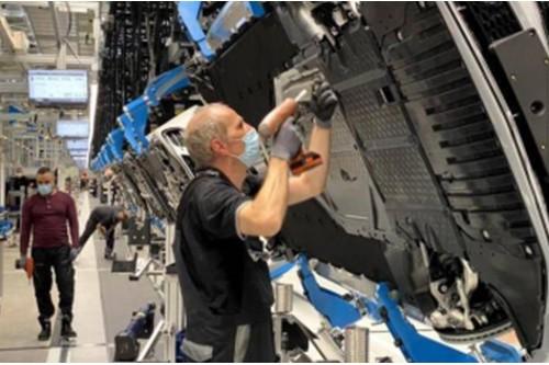 德國車企著力發展電動汽車 聚焦中國市場
