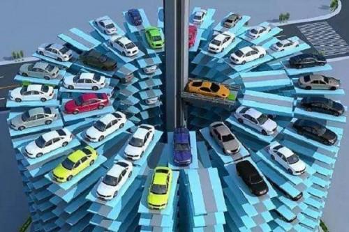 """騰訊公布""""尋車指引""""專利,可提高尋找車輛的效率"""