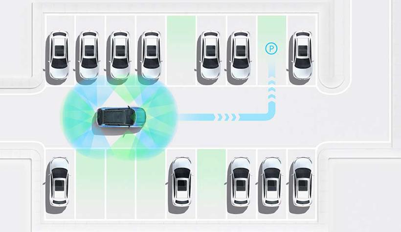 威馬,自動泊車,智能駕駛
