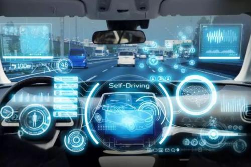 自動駕馭專利技術井噴,無人車的時代要來了嗎?