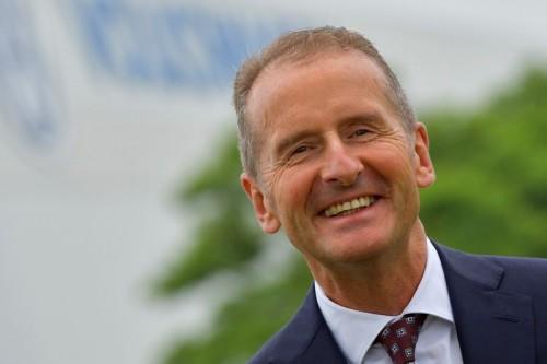 塵埃落定,大眾汽車集團CEO迪斯的合同延長至2025年