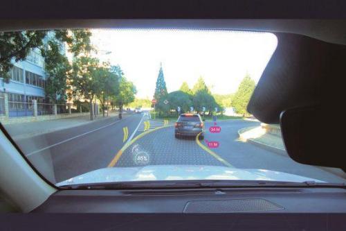 打破美國壟斷!一數科技突破車載 AR 抬頭顯示 LCOS 關鍵技術