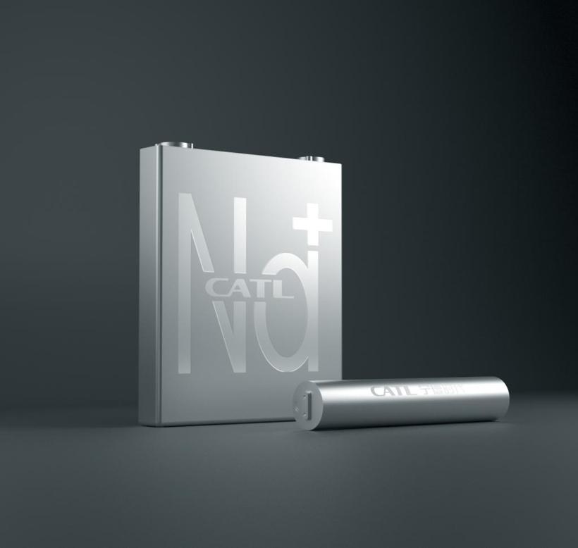 寧德時代,電池,寧德時代,鈉離子電池