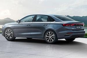 預售8.7萬起 吉利第4代帝豪車型開啟預售