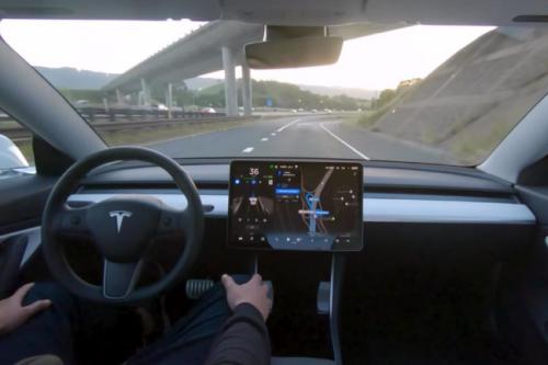 從Autopilot到FSD,特斯拉自動駕駛如何進化?