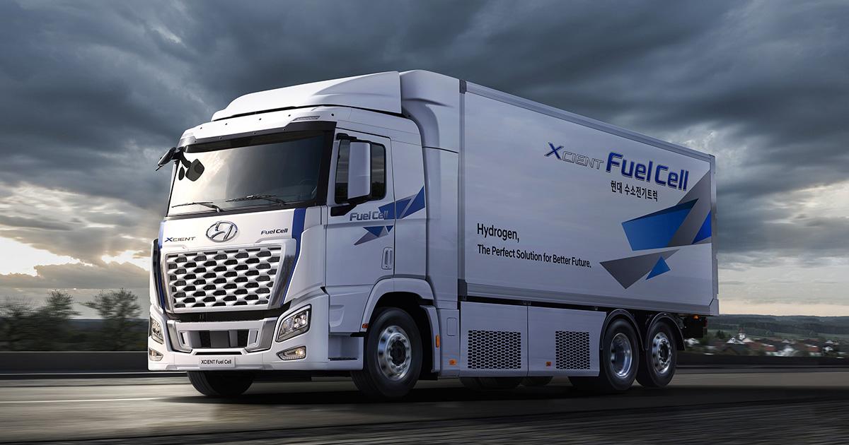 現代燃料電池,現代入股H2 Mobility